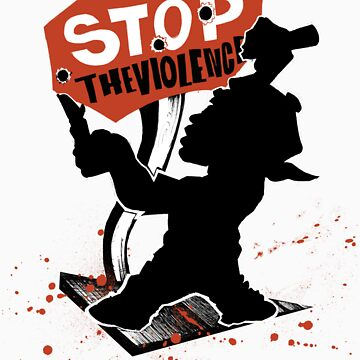 stop the violence by dylankauz