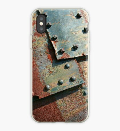 iPhone Case - Bolts and Rivets iPhone Case