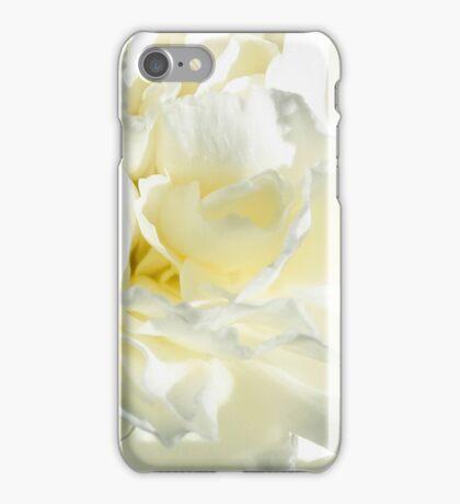 White Petals (iPhone Case) iPhone Case/Skin