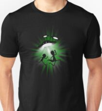 Run morty .. barpppp !! run ! T-Shirt