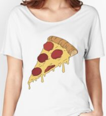 Pizza Slice Women's Relaxed Fit T-Shirt