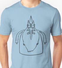 Ice King Line Sketch T-Shirt