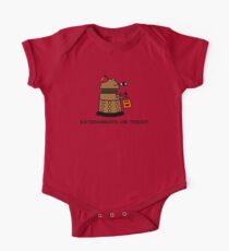 Exterminate or Treat - Full Color One Piece - Short Sleeve