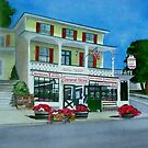 Sergeantsville Country Store by Marriet