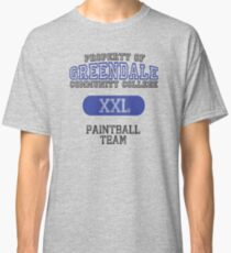 Greendale paintball team Classic T-Shirt