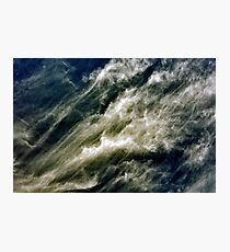 Dirty Clouds Photographic Print