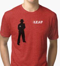 iLEAP Tri-blend T-Shirt