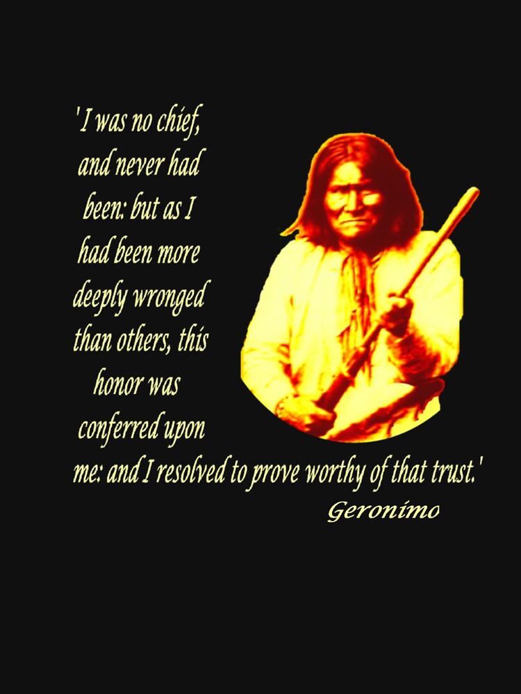 Geronimo II by KevynPEisenman