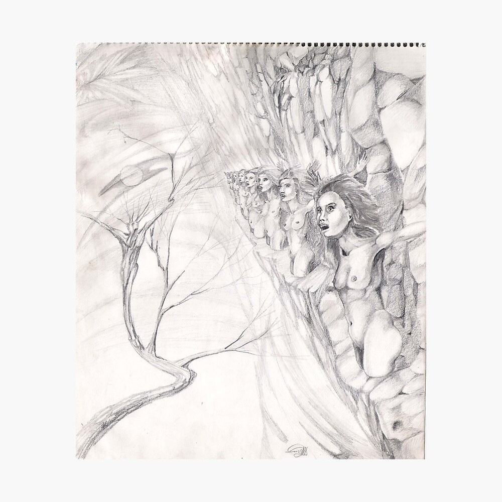 Sirens Photographic Print