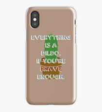 Bravery iPhone Case/Skin
