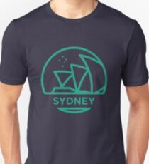 Sydney Badge Unisex T-Shirt