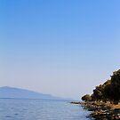 The sea still waits by George Limitsios