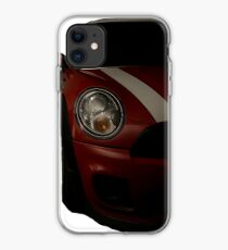 Mini Cooper S iPhone Case