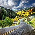 Autumn Drive, Utah by Ryan Houston