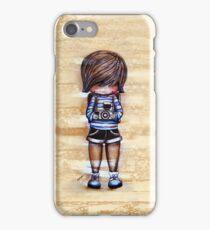 smile baby  iPhone Case/Skin