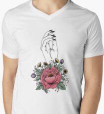 afternoon reverie 3 V-Neck T-Shirt
