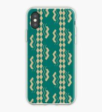 Aztec Inspired Pattern iPhone-Hülle & Cover