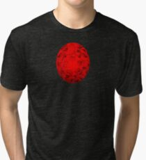 Red Energize Tri-blend T-Shirt