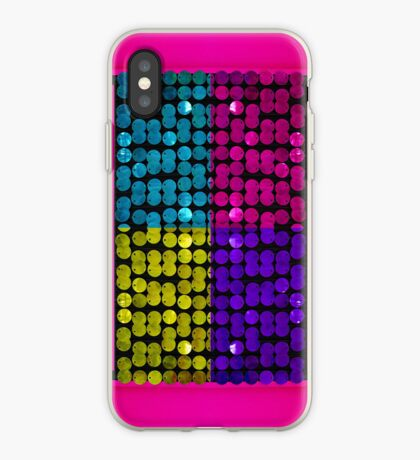 The Power Of Pink iPhone case. iPhone Case