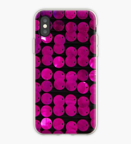 Think Pink. iPhone Case