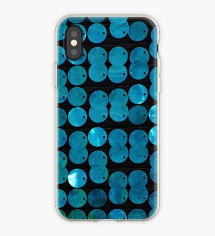 True Blue iPhone case. iPhone Case