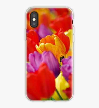 Floating In A Sea Of Color iPhone case. iPhone Case