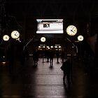 Time Square by Irina Chuckowree