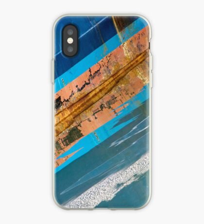 Sometimes You Get A Distorted View When You Reflect Too Much On Something iPhone case. iPhone Case