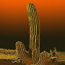 Cactus by Marlies Odehnal