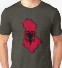 Zammuel's Country Series - Albania (Blank) T-Shirt