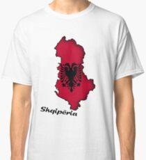 Zammuel's Country Series - Albanian (Albanian text) Classic T-Shirt