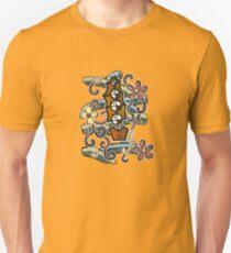 Oriental boat T-Shirt