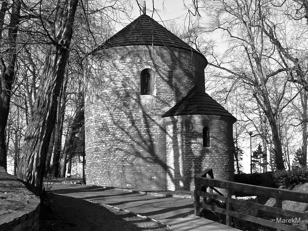The Rotunda, XI century, Cieszyn, Poland by MarekM