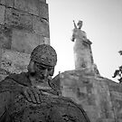 Brāļu kapi | Cemetery of the brethren by Roberts Birze