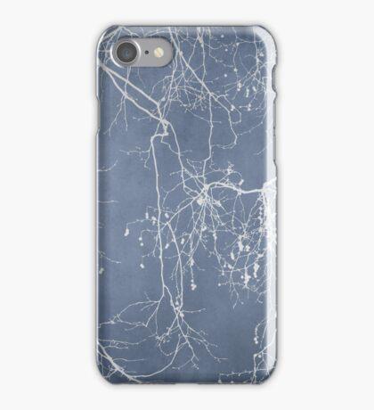 chestnut blue iPhone Case/Skin