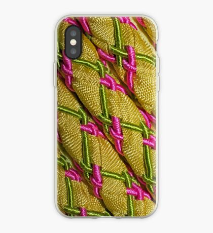 It's All In The Details iPhone case. iPhone Case