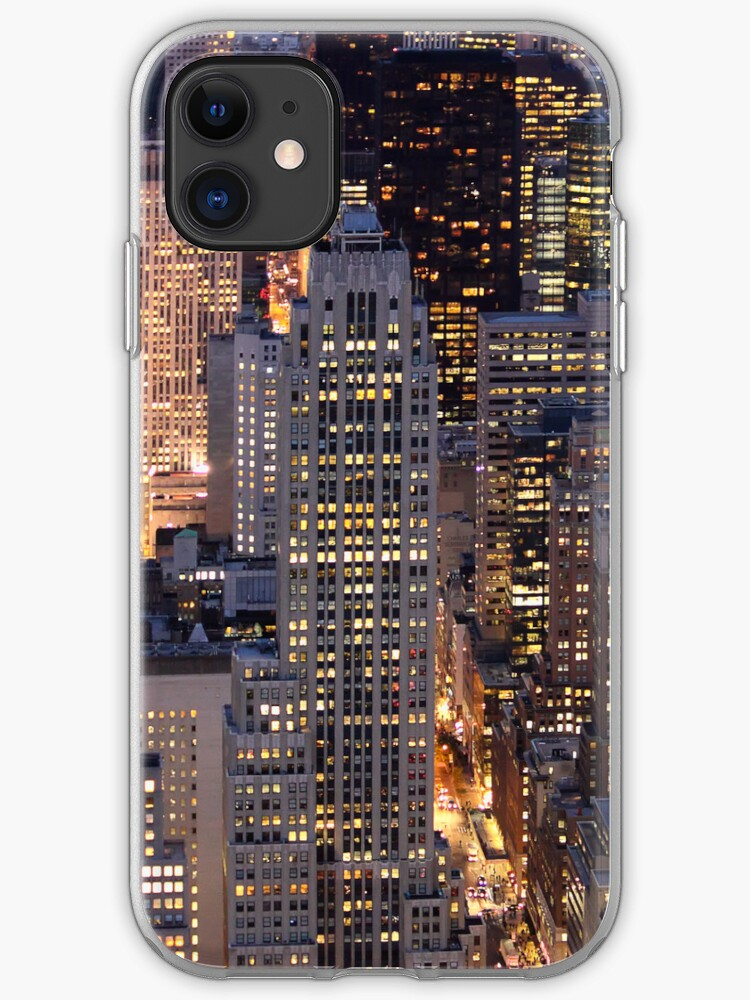 City of Lights iphone case