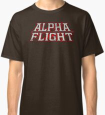 Alpha Flight  Classic T-Shirt