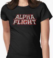Alpha Flight  Women's Fitted T-Shirt