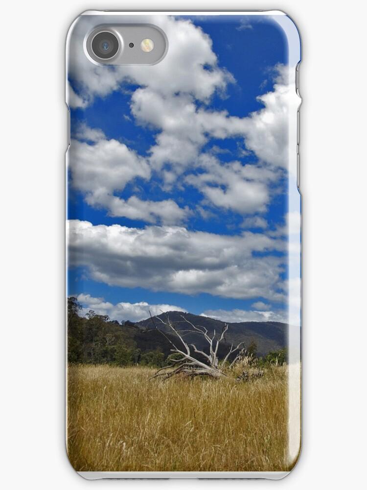Tree phone by Leanne Robson