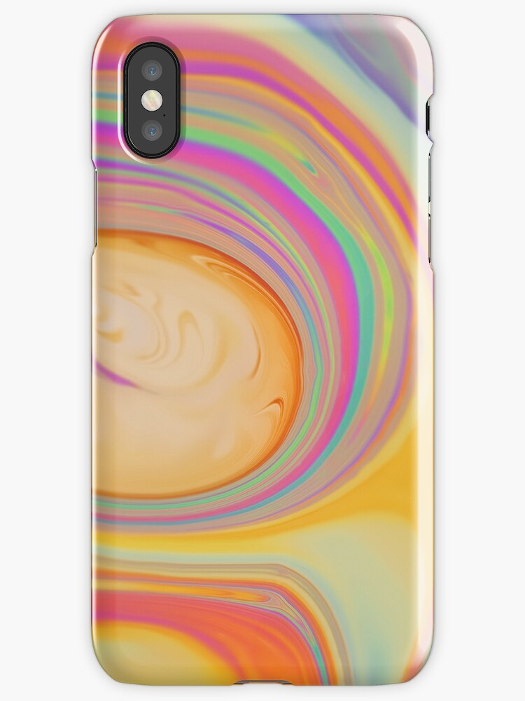 swirl - iphone case by Ingrid Beddoes