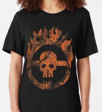 Mad Max Fury Road Slim Fit T-Shirt
