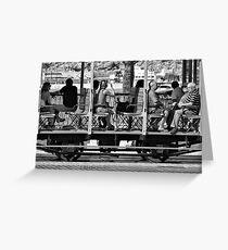 A tram car named Desire. Greeting Card