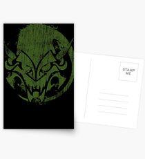 Goblin Nation Postcards