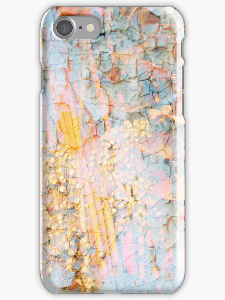 Dried Flowers- I Phone Case by Diane Johnson-Mosley