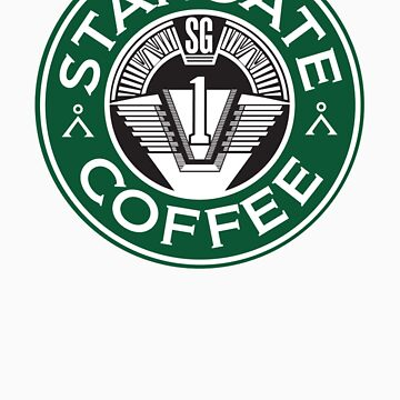Stargate sg1 Coffee by ToddWilhelm