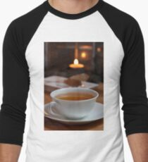 Teatime Men's Baseball ¾ T-Shirt