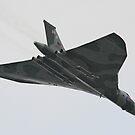 Vulcan XH558 Farewell Tour by Nick Barker