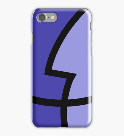Finder my iPhone (blue) iPhone Case/Skin