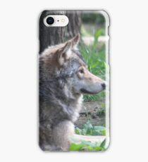 Lone Wolf iPhone Case/Skin